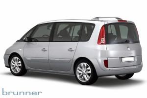 Anhängerkupplung abnehmbar Renault Espace E-Satz Grand Espace 2002-2015