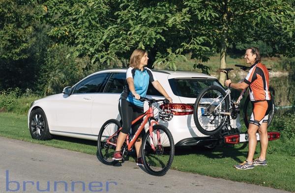fahrradtr ger auf anh ngerkupplung westfalia bike. Black Bedroom Furniture Sets. Home Design Ideas