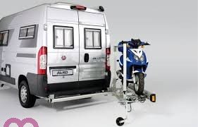 motorradhecktr ger schwenkbar fiat ducato 250 brunner. Black Bedroom Furniture Sets. Home Design Ideas